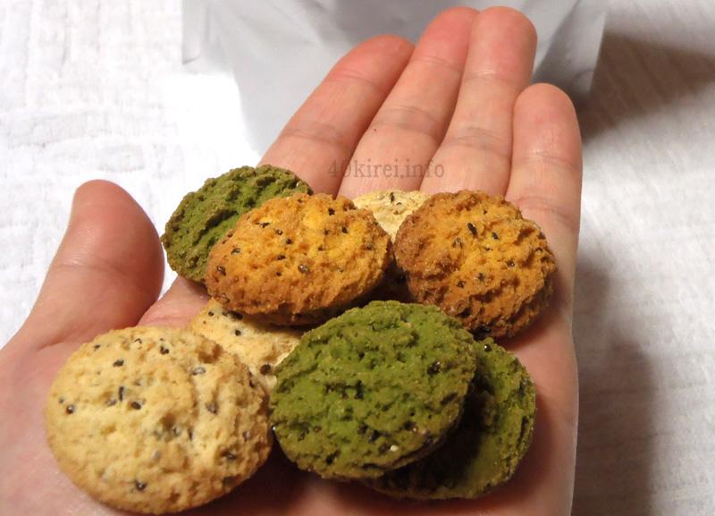 ナカイ製菓の豆乳おからクッキー