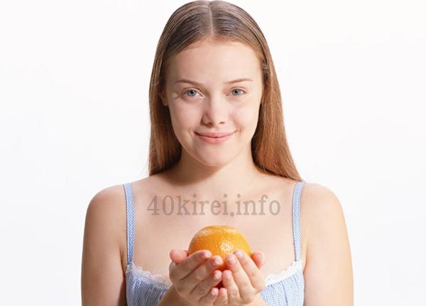 ビタミンCで肌を綺麗にする方法