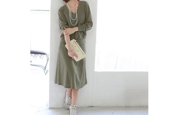 40代ファッションのセットアップ