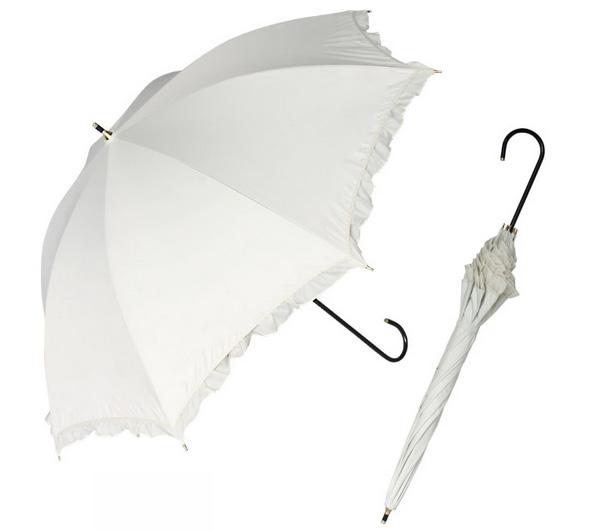 嬉しい防水加工の日傘