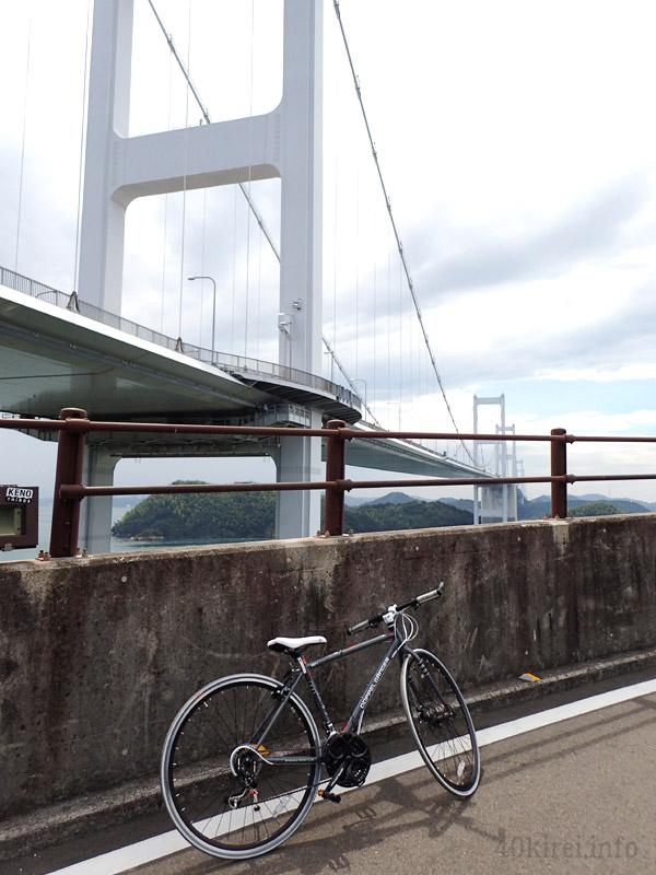 来島海峡大橋のおすすめ撮影ポイント