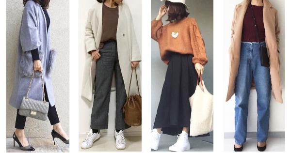 40代ファッション 12月最新コーデtitivate