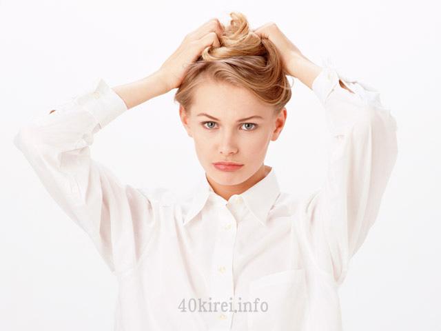40代からの髪の悩みとヘアケア