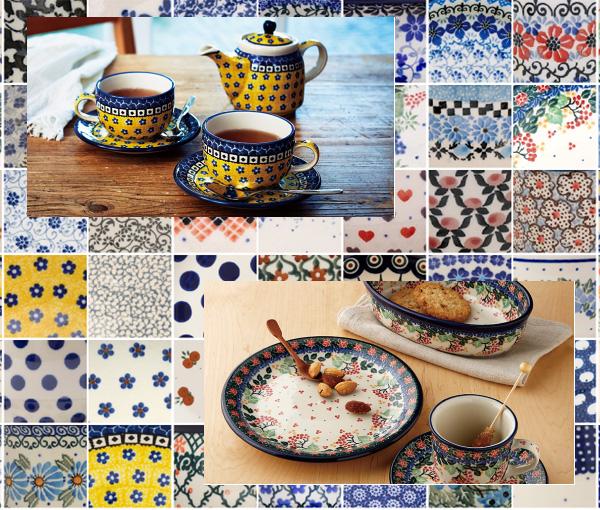 北欧テイストでオシャレな食器の数々