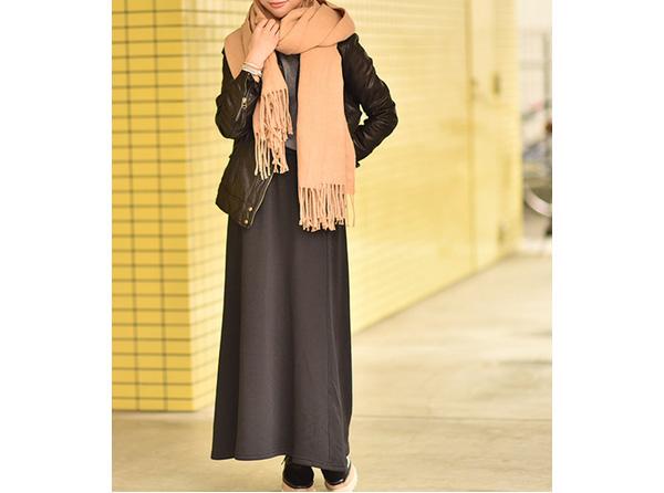 田中亜希子さん着用!モデルブロガーのスカートコーデ