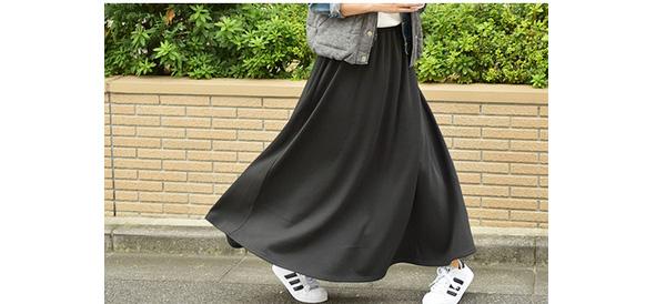 大桑マイミさん着用!フレアスカート