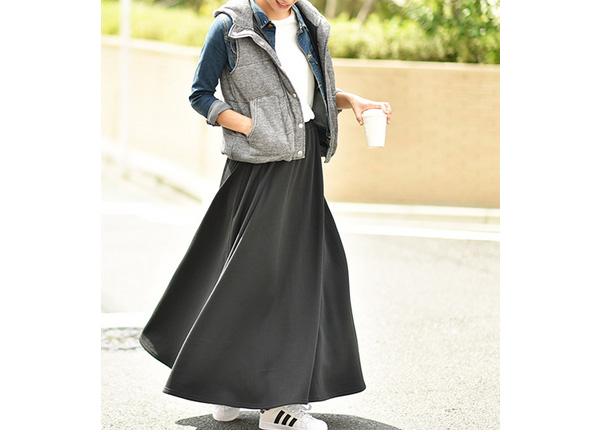 大桑マイミさん着用!スカート