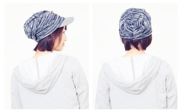 40代に人気のおしゃれニット帽