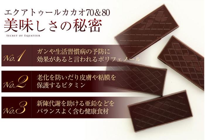 美味しいハイカカオチョコレートの人気の秘密