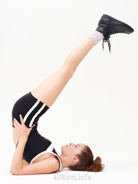 冷え症を改善する運動ストレッチ