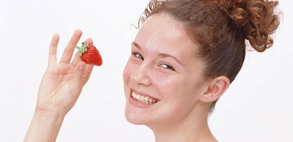 ビタミンCサプリメントの美白効果