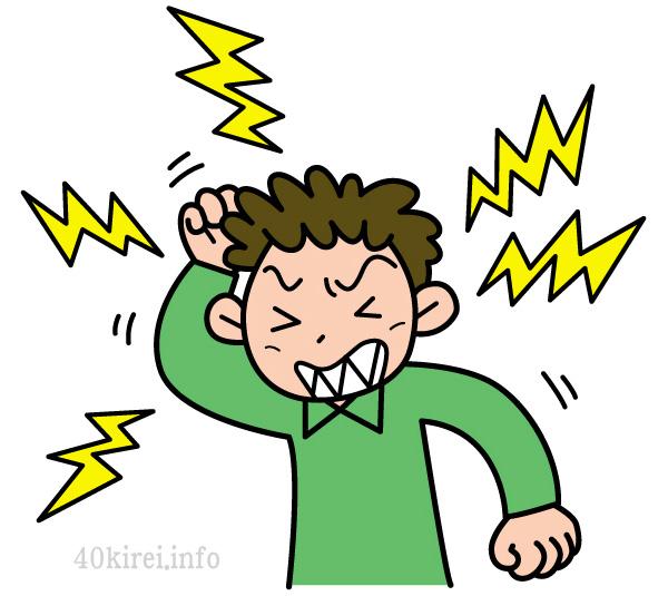 片頭痛の原因と治し方