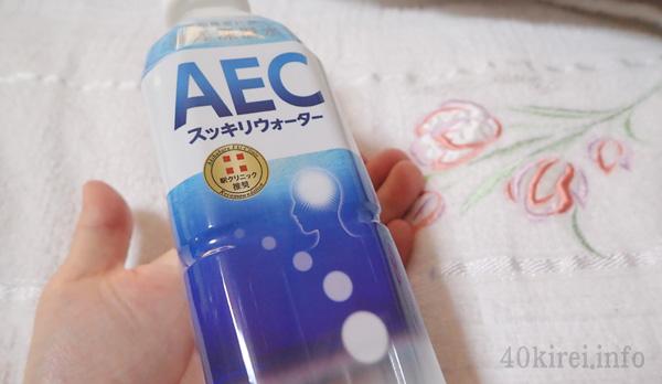 頭痛の治し方 AECスッキリウォーター