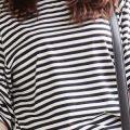 袖デザインTシャツ