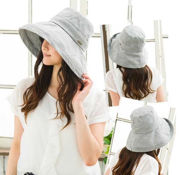 今からできる紫外線対策とオシャレ帽子